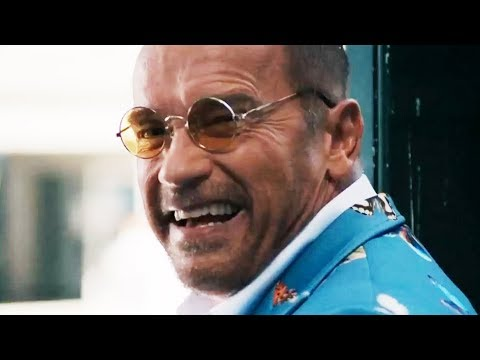 Killing Gunther Trailer 2017 Movie Arnold Schwarzenegger, Cobie Smulders - Official