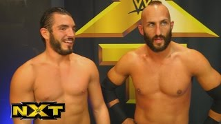 Johnny Gargano & Tommaso Ciampa make an impact in NXT: WWE.com Exclusive, Sept. 9, 2015