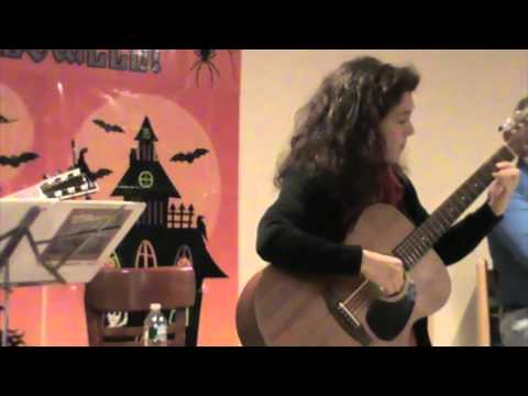 Jessica Graae sings You Were Just A Mirage (J. Graae)
