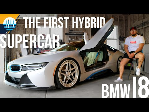 Living With A [BESPOKE] BMW i8 [1 Year] - The Advent Of The Modern Supercar