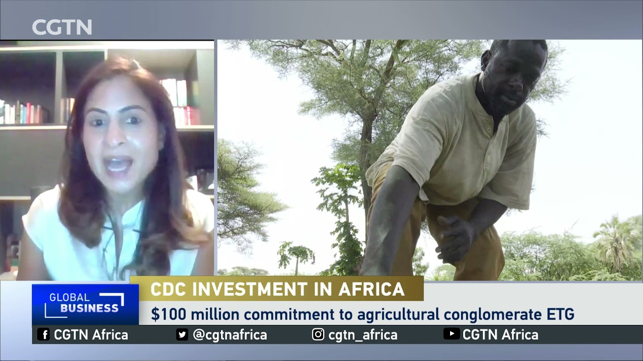 CDC Financial Investment in Africa: UK's advancement financing organization to put in $1 billion thumbnail