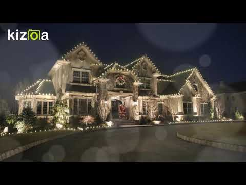 With Christmas Decor by Y.E.S. Contractors you can make your holiday vision come to life!