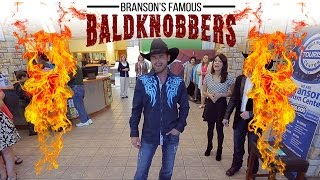 The Baldknobbers performing at Branson Tourism Center - Branson Webcam  Video