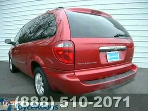2006 Chrysler Town & Country #120463A In Fairfax VA