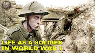 What It Was Like To Be a Trench Soldier in WWI