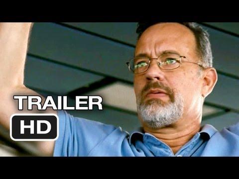 Video trailer för Captain Phillips Official Trailer #1 (2013) - Tom Hanks Somali Pirate Movie HD