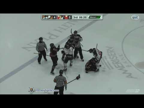 Dusty Geregach vs. Nolan Barrett