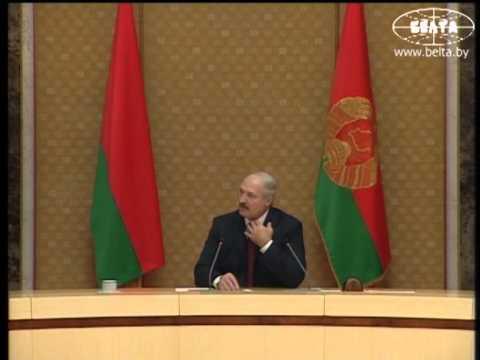 Лукашенко о двойном гражданстве