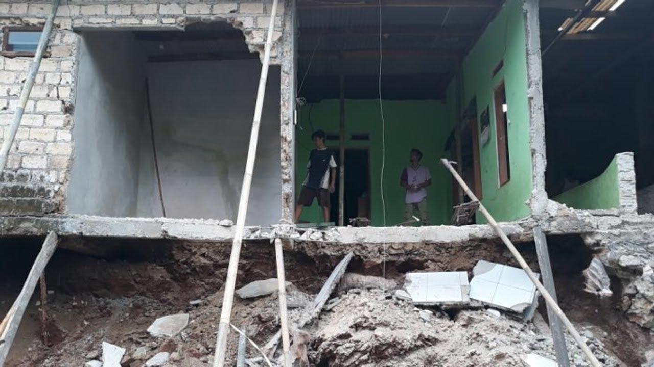 Cerita Agus Seret Istri dan 3 Anak agar Selamat dari Musibah Rumah Longsor di Depok