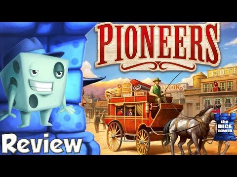 Pioneers Review - with Tom Vasel