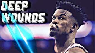 "Jimmy Butler Mix ~ ""Deep Wounds"" Ft  Polo G ᴴᴰ"