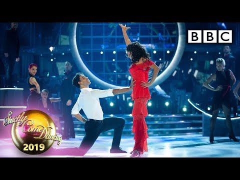 Carlos Acosta and Strictly Pros in stunning routine – Week 12 Semi-Final Results | BBC Strictly 2019