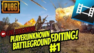[LIVE STREAMING] PLAYERUNKNOWN BATTLEGROUND EDIT FRAG #2