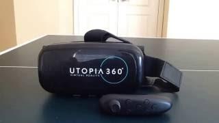 Review | Utopia 360 Virtual Reality