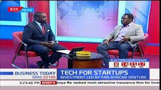TECH FOR STARTUPS: Country Director-Andela, Joshua Mwaniki
