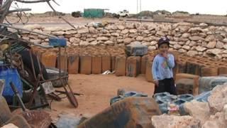 التهريب على الحدود التونسية الليبية