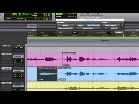 Reverse Vocal Swell Trick – TheRecordingRevolution.com