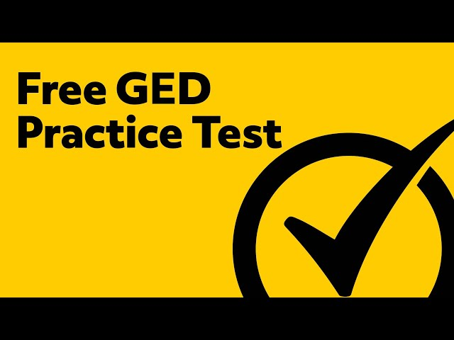 Free ged practice test questions ace your ged test fandeluxe Images