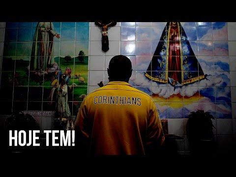Hoje tem Corinthians!