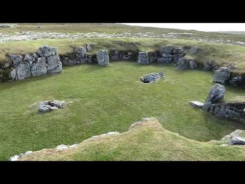 Visiting Scotland's Neolithic Stanydale Temple