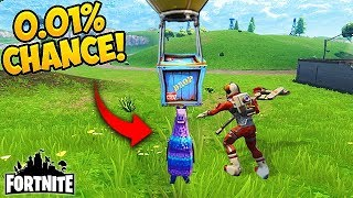 WORLDS RAREST SUPPLY DROP! - Fortnite Funny Fails and WTF Moments! #147 (Daily Moments)