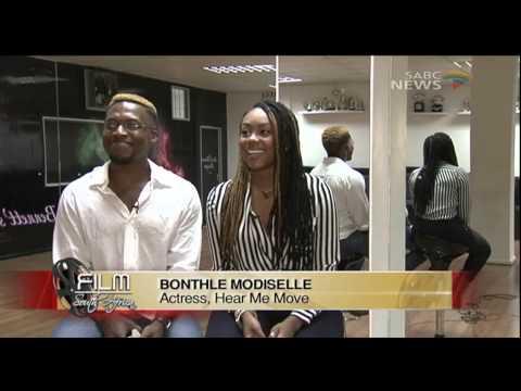 Film SA: Hear Me Move Lead Actors on Chemistry