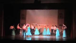 Erepuni Dance Ensemble – Aram Khachadourian's Masquerade