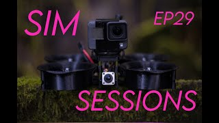 Drone Sim Sessions EP29 - 10 Degrees After 2 Days Of Racing?