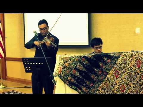 Bahtera Merdeka. (Violin & Piano Version) by Munir Mahzair & James Choong