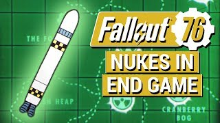 FALLOUT 76: Everything We Know About NUKES and The END GAME in Fallout 76!!