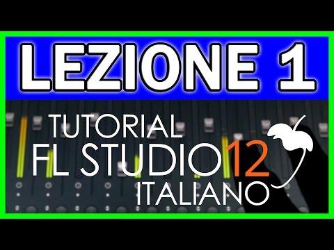 TUTORIAL FL STUDIO 12 | LEZIONE 1: INTRODUZIONE, SEZIONI PRINCIPALI, INIZIARE UN PROGETTO (ITALIANO)