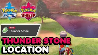 Thunder Stone Location In Pokemon Sword & Shield (Early Game)