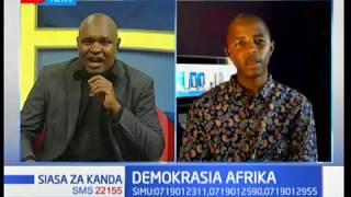 Siasa za Kanda:Demokrasia Afrika,Je hali iko vipi Afrika Mashariki? sehemu ya pili