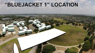BLUEJACKET PARK THEN AND NOW, NTC Orlando