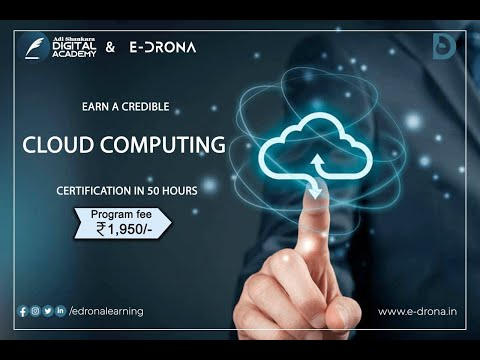 Cloud Computing Online Course - Learn Cloud Computing from Scratch