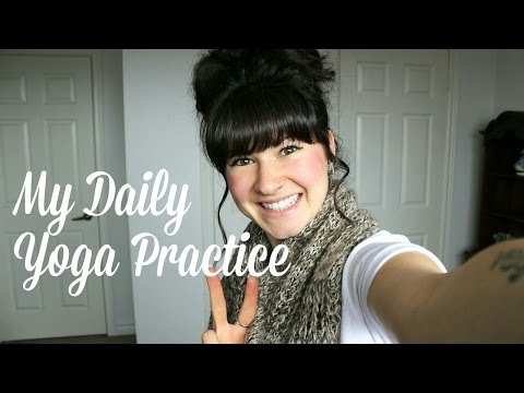 Video My Daily Yoga Practice | Why I Started & Benefits I've Received!
