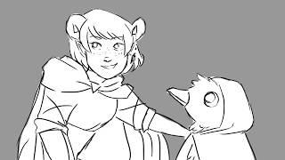 Critical Role   Jester Teaches Kiri (Animatic)