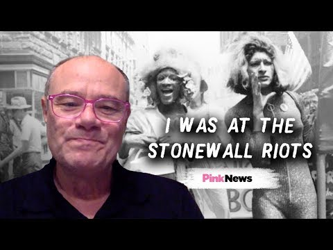 Stonewall Riots history: I was at the protest in June 1969