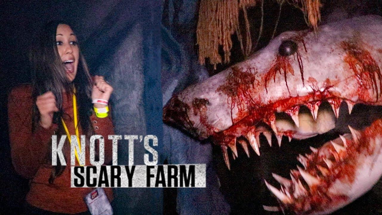 Knott\'s Scary Farm