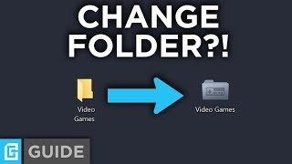 How To Change Your Windows 10 Folder Icons!