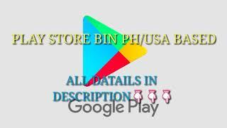 google play bin method 2019 - TH-Clip