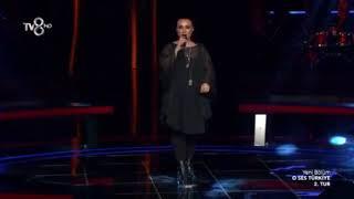 Esra Onaylı - Ateşle Oynama O Ses Türkiye 2.Tur