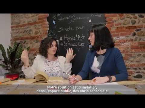 Toulouse - Handi Apt'