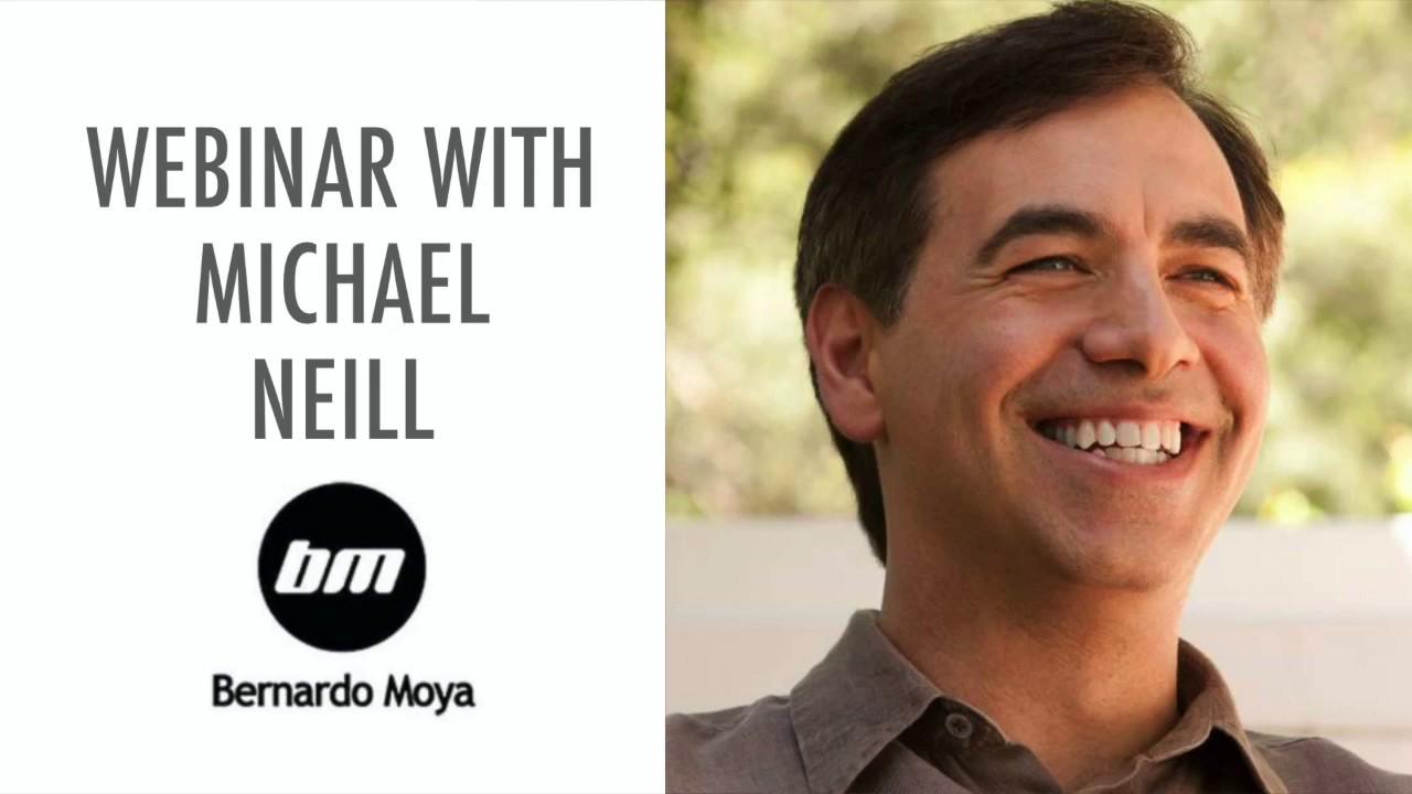 Seminario web con Michael Neill y Bernado Moya