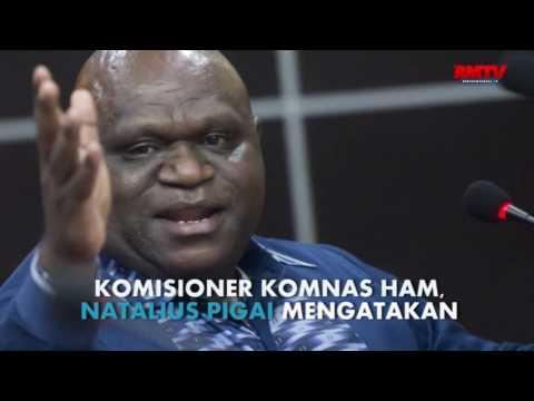 Komnas HAM Sarankan Jokowi Tes DNA