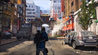 Tom Clancy's The Division 2 - Open World Free Roam Gameplay (PC HD) [1080p60FPS]