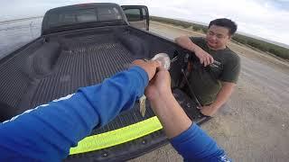 Quick Aqueduct Fishing Session