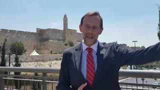 Moshe Feiglin: Israel Channeled Trump into Two-State Solution
