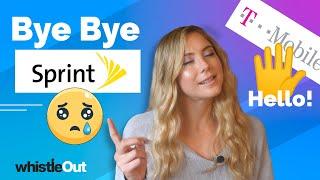 Bye Bye Sprint, HELLO T-Mobile!
