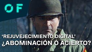 'EL IRLANDÉS' y el rejuvenecimiento digital: ¿FUNCIONA O NO?